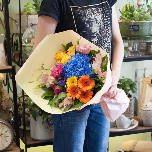 """Букет цветов """"Красочный"""""""